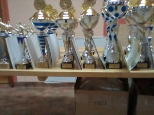 Uroczyste zakończenie sezonu oraz wręczenie pucharów i dyplomów za sezon 2016 roku